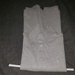 Grey Izod Polo